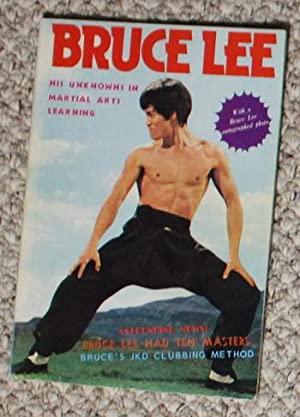 BRUCE LEE HIS UNKNOWNS IN MARTIAL ARTS LEARNING.