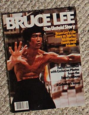 Bruce Lee: The Untold Story, Bruce Lees Life Story as Told by His Mother, Family & Friends