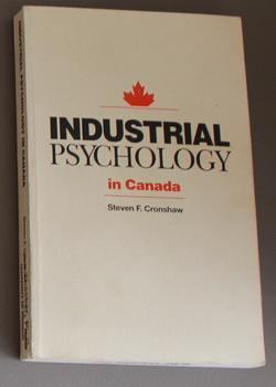 Industrial Psychology in Canada.