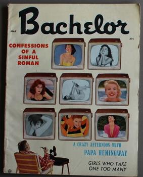BACHELOR Magazine - May/1957 /// Volume 2: CHARLES WILLIAMS --