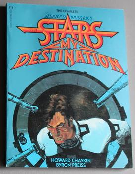 The Complete Alfred Bester's The Stars My Destination. - Includes PART ONE and and PART TWO (1992...