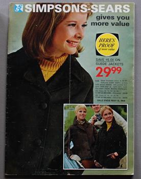 Simpsons-Sears Sales - May 25, 1969 vintage: Simpsons-Sears Limited