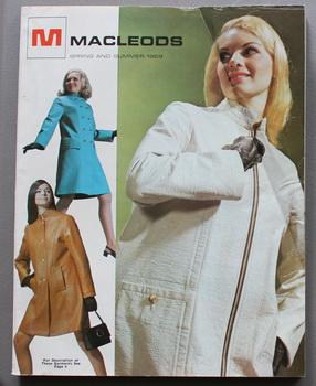 Macleods. Spring and Summer 1969 Wholesale Catalogue vintage catalog Mailorder Collectors: Macleod ...