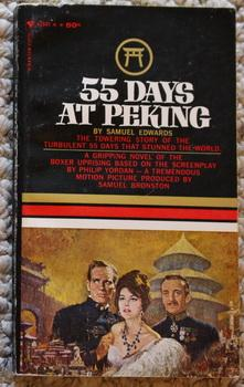 55 Days at Peking (Bantam Books #F2561;
