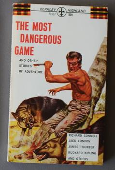 """the most dangerous game by richard connell essay In the short story """"the most dangerous game"""" by richard connell, a man named sanger rainsford faces a conflict which is being stranded on what he thinks is a deserted island."""