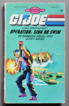 Operation: Sink or Swim (G.I. Joe, Find Your Fate, No. 17)
