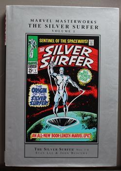 Marvel Masterworks Silver Surfer Volume 1 (2001;: STAN LEE
