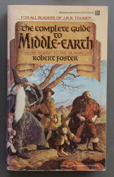 The Complete Guide to Middle-Earth .- From: Foster, Robert. (J.R.R.