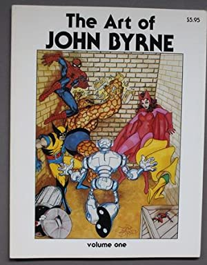 The Art of John Byrne: Volume One (Out Of My Head)