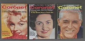 CORONET MAGAZINE – Three part story of: Edwin P. Hoyt;