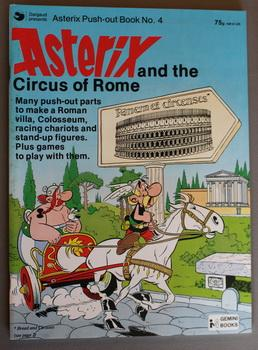 Asterix and the Circus of Rome  - Asterix
