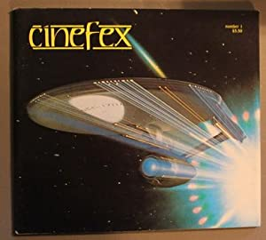 CINEFEX, the Journal of Cinematic Illusions, Number 1, Into the V'ger Maw with Douglas Trumbull &...