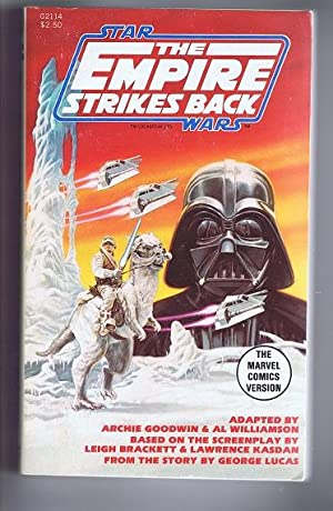 STAR WARS:The EMPIRE STRIKES BACK [May/1980; Color;: George Lucas; Leigh