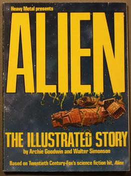 ALIEN: The Illustrated Story {Heavy Metal presents.} (the Scarce Original 1979; Trade Paperback /...