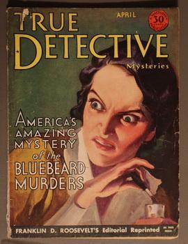 true detective book series