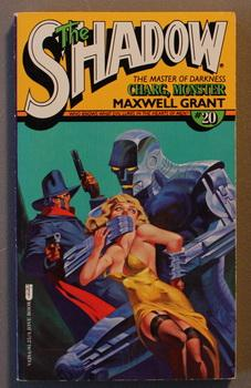 CHARG, MONSTER. (#20 in Series; Vintage Paperback Reprint of the SHADOW Pulp Series; );