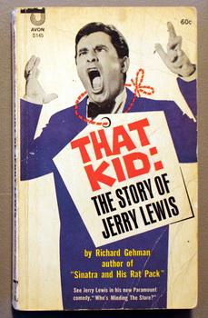 That Kid: The Story of Jerry Lewis. (Avon Book #S-145 );