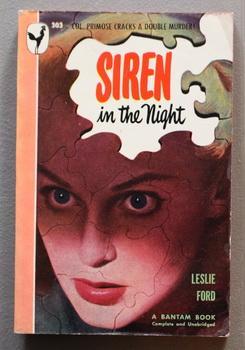 SIREN IN THE NIGHT (1948; Bantam Books: Ford, Leslie (Pseudonym