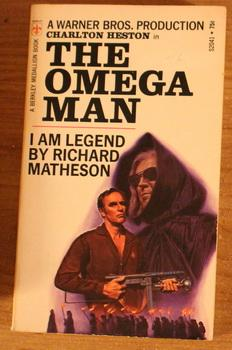 The OMEGA MAN (Berkley Medallion #S2041 -: Matheson, Richard.