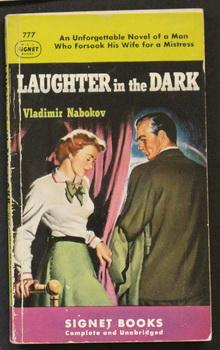 LAUGHTER IN THE DARK. (Signet Book #777: Nabokov, Vladimir.