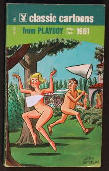 Classic Cartoons from Playboy July-December 1961 (Playboy Press 1972;
