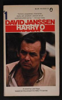 HARRY O -- #1 (First Book One - TV Tie-In; Television Series starring David Janssen.)