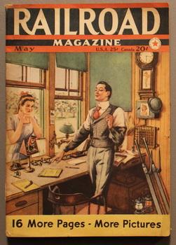 RAILROAD Magazine (Pulp) - May, 1942. >>: Harry C. Temple,