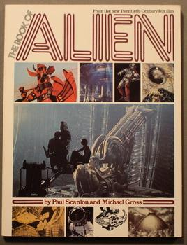 THE BOOK OF ALIEN: from the new Twentieth Century-Fox Film. .(the Scarce Original 1979; Simon & S...