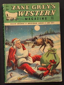 ZANE GREY'S WESTERN - ( December, 1947: Zane Grey; Eugene