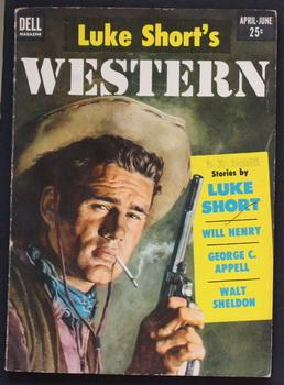 LUKE SHORT'S WESTERN. ( April-June/1954; Volume 1 #1 ; -- Pulp Digest Magazine ) - High Grade by ...