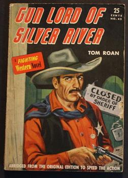 A FIGHTING WESTERN NOVEL (No Date, Circa: Tom Roan;