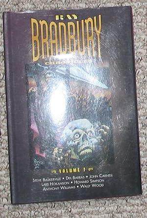 THE RAY BRADBURY CHRONICLES: TRILOGY OF TERROR: BRADBURY, RAY.