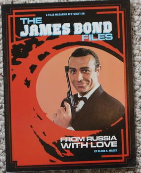 THE JAMES BOND FILES. - DR. {Doctor}: Magee, Glenn A.