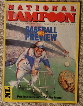 National Lampoon 1984; May (Volume-2, #70, 1984: Stephen King --