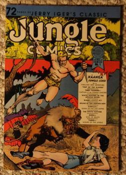 Jerry Iger's Classic Jungle Comics #1 -: Blum, Alex; Hanks,