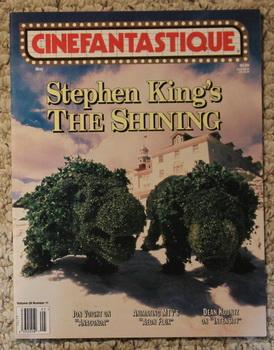 CINEFANTASTIQUE - Magazine ( May/1997; Volume 28: KING, STEPHEN. -