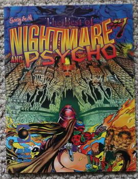 GARY & AL PRESENTS THE BEST OF NIGHTMARE AND PSYCHO #1.