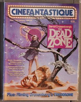 CINEFANTASTIQUE - Magazine ( December/January1983/84; Volume 14: KING, STEPHEN. -