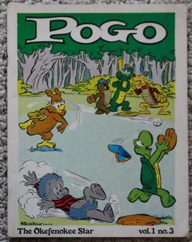Pogo The Okefenokee Star Vol. 1 No.: Crouch, Bill. (Ed);