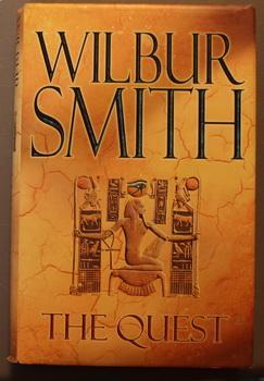 THE QUEST. - A sequel to River: Smith, Wilbur.