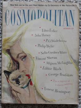 Hearst's International combined with COSMOPOLITAN Magazine (October: Ernest Hemingway, Philip