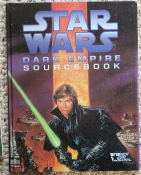 STAR WARS - Dark Empire Sourcebook (Star Wars Roleplaying Game - Sourcebooks (West End Games)