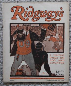 RIDGWAY'S A Militant Weekly for God and: Wm. H. Walker;