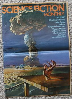 Science Fiction Monthly Volume 1 Number 12: Patricia Hornsey (Ed.);