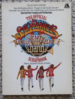 THE OFFICIAL SGT. PEPPER'S LONELY HEARTS CLUB BAND SCRAPBOOK