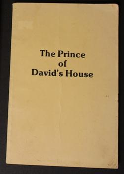 The Prince of the House of David: Rev. & Mrs.