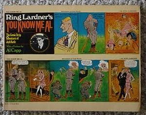 Ring Lardner's You Know Me Al: The: Lardner, Ring;Johnstone, Will