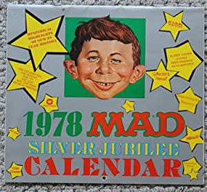 THE MAD 1978 CALENDAR.: Sergio Aragones, Dave