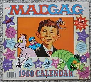 THE MADGAG 1980 CALENDAR.: Sergio Aragones, Dave