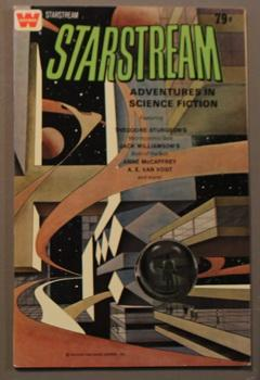 STARSTREAM #3 - Adventures in Science Fiction;: Jack Williamson, Harry